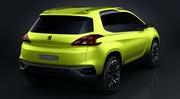 Peugeot 2008 concept officiel