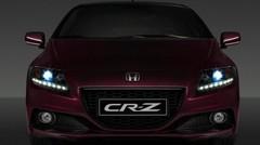 Honda CR-Z : un restylage et plus de nerf