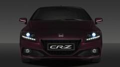 Honda dévoile un peu plus son CR-Z restylé