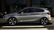 BMW Concept Active Tourer : Tremble Classe B !