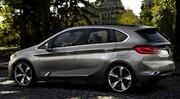 BMW Concept Active Tourer : le premier monospace de BMW