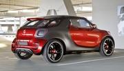 Smart ForStars : le Coupé qui électrise le Mondial de l'Auto 2012