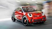"Smart Forstars : le retour du ""drive in"""