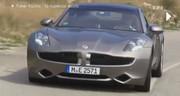 Emission Automoto : Covoiturage, Fisker Karma, SUV, Peugeot 2008