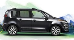 Citroen C3 Picasso : Question de calandre