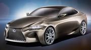 Lexus LF-CC : Familiale sous pseudonyme