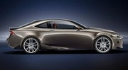 Lexus LF-CC : Un coupé classque mais une motorisation à sa façon