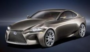 Lexus LF-CC Concept : Un coupé IS dans les cartons