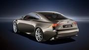 Lexus LF-CC Concept: chauds les marrons!