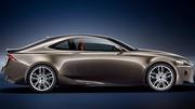Lexus LF-CC Concept : Turbulente hybride