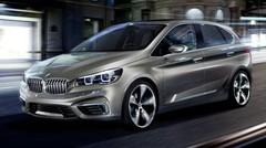 BMW innove toute l'auto avec son Concept Active Tourer