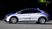 Honda Civic : un nouveau moteur Diesel présenté à Paris