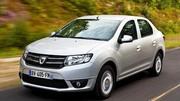 Les nouvelles Dacia Logan et Sandero en avance