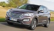 Essai Hyundai Santa Fe 2013 : Bien dégagé derrière les oreilles !