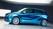 La nouvelle Mercedes Classe B en version électrique au Mondial de Paris