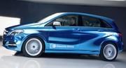 Mercedes Classe B Electric Drive : En série en 2014