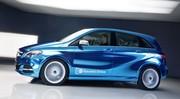 Mercedes présente un Concept 100 % électrique de sa Classe B !