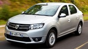 La Dacia Logan 2 monte en gamme