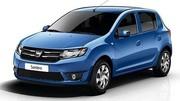 Dacia Sandero 2 : comme la Logan