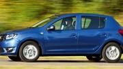 Dacia Logan 2 et Dacia Sandero 2 : les images en haute résolution