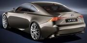 Lexus LF-CC : une nouveauté peut en cacher une autre