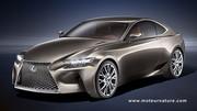 Superbe et prometteuse Lexus LF-CC