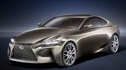 Le Lexus LF-CC concept dévoilé au Mondial de Paris