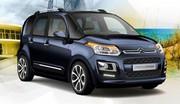 Citroën C3 Picasso : Nez remodelé !