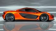 La nouvelle McLaren s'appelle P1