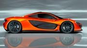 McLaren P1 : premières images de l'héritière de la F1