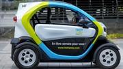 Twizy Way By Renault : lancement du service d'auto-partage du constructeur