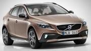 Volvo lance son V40 Cross Country
