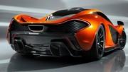 Premières images de la McLaren P1