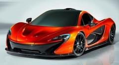 McLaren P1 : La nouvelle supercar britannique