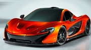 McLaren P1 : Succession lointaine