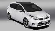 Toyota Verso restylé