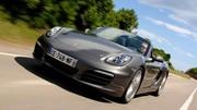 Porsche Boxster : produit en partie par Volkswagen