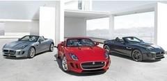 Première image de la Jaguar F-Type