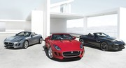 Jaguar F-Type : Triple apparition