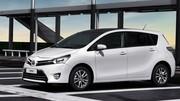 2013, année du restylage pour le Toyota Verso