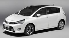 Nouvelle Toyota Verso restylée