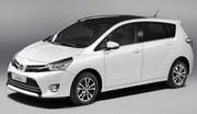 Toyota Verso 2013 : 470 nouvelles pièces