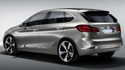 BMW Concept Active Tourer au mondial de Paris 2012