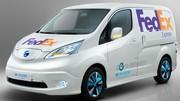 Nissan poursuit les tests de son NV 200 électrique