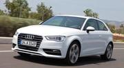 Une gamme plus étendue pour la nouvelle Audi A3