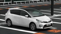 Toyota Auris Hybrid 2 & Verso restylé