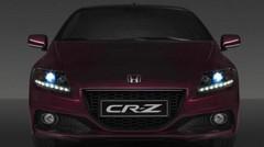 Honda CR-Z restylé : léger repoudrage
