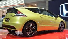 Honda CR-Z restylé