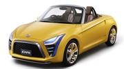 Daihatsu D-R Concept: la craquante descendante de la Copen
