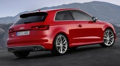 Audi S3 : troisième génération